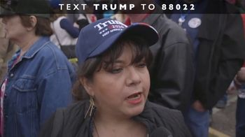Donald J. Trump for President TV Spot, 'Man of His Word' - Thumbnail 3