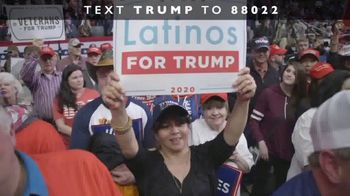 Donald J. Trump for President TV Spot, 'Man of His Word' - Thumbnail 4