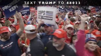 Donald J. Trump for President TV Spot, 'Man of His Word' - Thumbnail 5