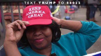 Donald J. Trump for President TV Spot, 'Man of His Word' - Thumbnail 8