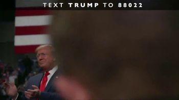 Donald J. Trump for President TV Spot, 'Man of His Word' - Thumbnail 9