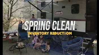 Camping World Spring Clean Inventory Reduction TV Spot, 'Coleman Lantern LT 262BH' - Thumbnail 7