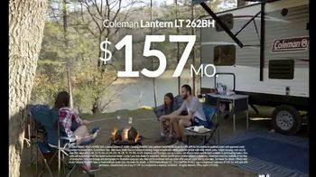 Camping World Spring Clean Inventory Reduction TV Spot, 'Coleman Lantern LT 262BH' - Thumbnail 8