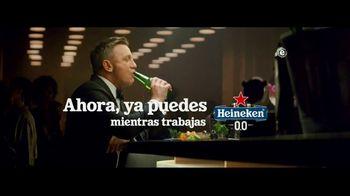 Heineken 0.0 TV Spot, 'Daniel Craig vs. James Bond' con Daniel Craig [Spanish] - Thumbnail 6