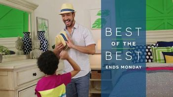 Ashley HomeStore Best of the Best Mattress Sale TV Spot, 'Ends Monday' Song by Midnight Riot - Thumbnail 3