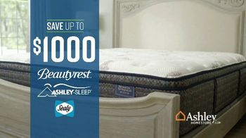 Ashley HomeStore Best of the Best Mattress Sale TV Spot, 'Ends Monday' Song by Midnight Riot - Thumbnail 4