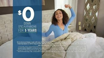 Ashley HomeStore Best of the Best Mattress Sale TV Spot, 'Ends Monday' Song by Midnight Riot - Thumbnail 5
