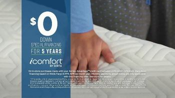 Ashley HomeStore Best of the Best Mattress Sale TV Spot, 'Ends Monday' Song by Midnight Riot - Thumbnail 6