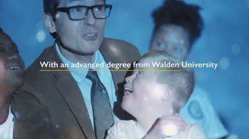 Walden University TV Spot, 'Let It Shine: Advanced Degrees' Song by Avis Burgeson Christiansen, Harry Dixon Loes - Thumbnail 7
