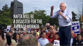 Bernie 2020 TV Spot, 'America's Industrial Heartland' - Thumbnail 4