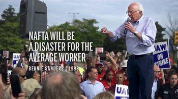 Bernie 2020 TV Spot, 'America's Industrial Heartland' - Thumbnail 5