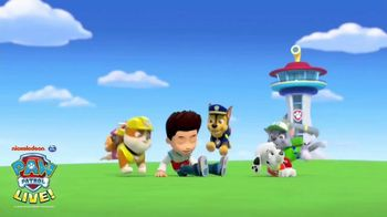 PAW Patrol Live! TV Spot, '2020 Race to the Rescue & The Great Pirate Adventure' - Thumbnail 2