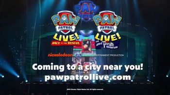 PAW Patrol Live! TV Spot, '2020 Race to the Rescue & The Great Pirate Adventure' - Thumbnail 7