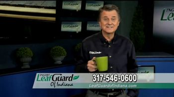 LeafGuard of Indiana Winter Half Off Sale TV Spot, 'Tired of Dealing: Gift Cards'