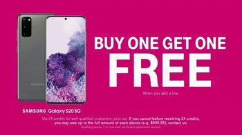 T-Mobile TV Spot, 'Samsung Galaxy S20 5G: BOGO' - Thumbnail 10