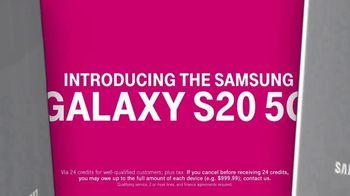 T-Mobile TV Spot, 'Samsung Galaxy S20 5G: BOGO' - Thumbnail 6