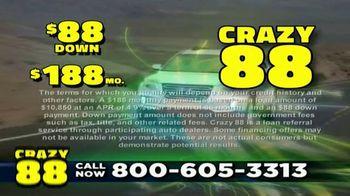 Crazy 88 TV Spot, '$88 Down' - Thumbnail 6