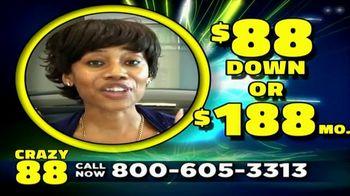 Crazy 88 TV Spot, '$88 Down'