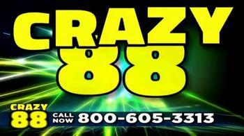 Crazy 88 TV Spot, '$88 Down' - Thumbnail 5