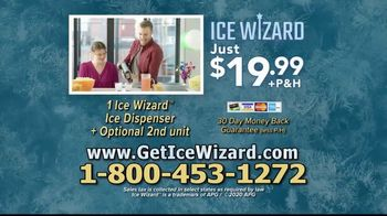 Ice Wizard TV Spot, 'Perfect Ice Cubes' - Thumbnail 10