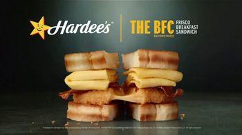Hardee's BFC Frisco Breakfast Sandwich TV Spot, 'Overnight Oats' - Thumbnail 7