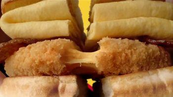 Hardee's BFC Frisco Breakfast Sandwich TV Spot, 'Overnight Oats' - Thumbnail 1