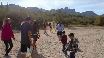 Arizona State Parks & Trails TV Spot, 'Spring Training and Spring in the Parks' - Thumbnail 3