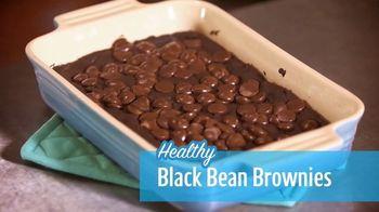 RIDE TV GO TV Spot, 'Black Bean Brownies'