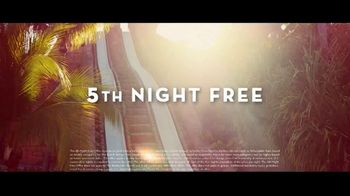 Atlantis TV Spot, 'Welcome: Fifth Night Free' Song by Grace Mesa - Thumbnail 8