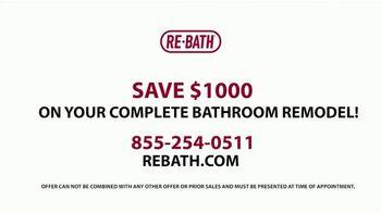 Re-Bath TV Spot, 'Effortless' - Thumbnail 9