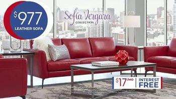 Rooms to Go Anniversary Sale TV Spot, 'Sofía Vergara Collection' Song by Junior Senior - Thumbnail 3