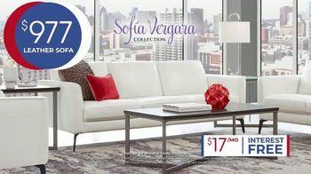 Rooms to Go Anniversary Sale TV Spot, 'Sofía Vergara Collection' Song by Junior Senior - Thumbnail 4