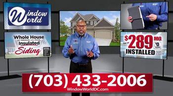 Window World 25th Silver Anniversary TV Spot, 'Insulated Siding' - Thumbnail 3