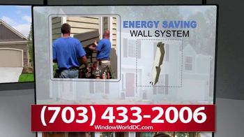 Window World 25th Silver Anniversary TV Spot, 'Insulated Siding' - Thumbnail 4