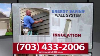 Window World 25th Silver Anniversary TV Spot, 'Insulated Siding' - Thumbnail 5