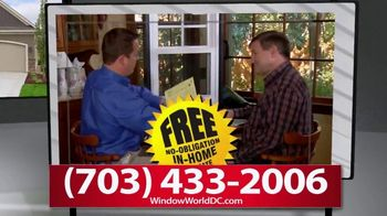 Window World 25th Silver Anniversary TV Spot, 'Insulated Siding' - Thumbnail 6