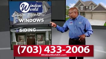 Window World 25th Silver Anniversary TV Spot, 'Insulated Siding' - Thumbnail 8