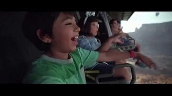 Disney World TV Spot, 'Best Day Ever: Flying Attractions' Featuring Coco Christo, Callan Farris - Thumbnail 5