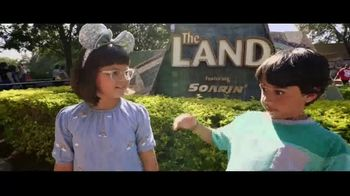 Disney World TV Spot, 'Best Day Ever: Flying Attractions' Featuring Coco Christo, Callan Farris - Thumbnail 6