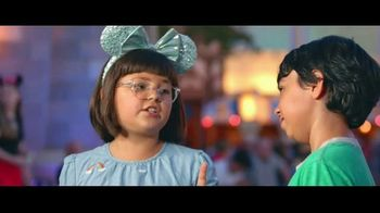 Disney World TV Spot, 'Best Day Ever: Flying Attractions' Featuring Coco Christo, Callan Farris - Thumbnail 8