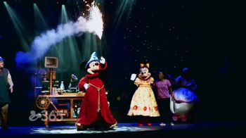 Disney Cruise Line TV Spot, 'The Scoop' Featuring Kylie Cantrall, Maxwell Donovan - Thumbnail 10
