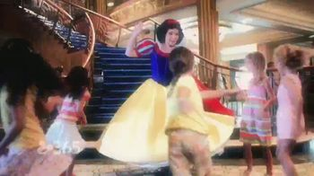 Disney Cruise Line TV Spot, 'The Scoop' Featuring Kylie Cantrall, Maxwell Donovan