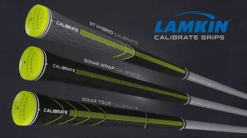 Lamkin Calibrate Golf Grips TV Spot, 'Feel the Innovation' Featuring Troy Mullins - Thumbnail 3