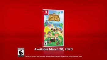 Nintendo Switch TV Spot, 'Animal Crossing: New Horizons: Your Personal Island Paradise' - Thumbnail 10