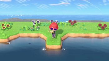 Nintendo Switch TV Spot, 'Animal Crossing: New Horizons: Your Personal Island Paradise' - Thumbnail 8