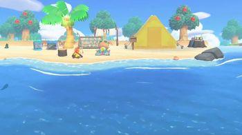 Nintendo Switch TV Spot, 'Animal Crossing: New Horizons: Your Personal Island Paradise' - Thumbnail 9