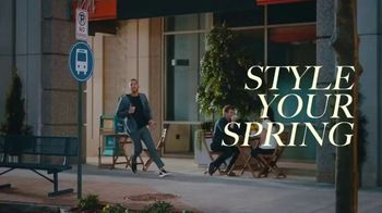 Men's Wearhouse TV Spot, 'Style Your Spring: 50 Percent Off' - Thumbnail 1