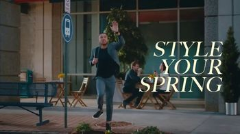 Men's Wearhouse TV Spot, 'Style Your Spring: 50 Percent Off' - Thumbnail 2