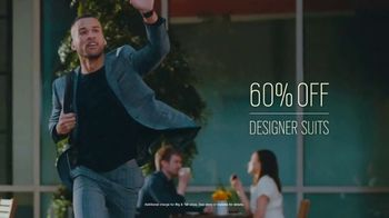 Men's Wearhouse TV Spot, 'Style Your Spring: 50 Percent Off'