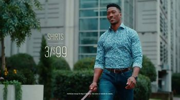 Men's Wearhouse TV Spot, 'Style Your Spring: 50 Percent Off' - Thumbnail 8